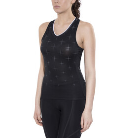 Craft Belle Glow Singlet Women Black/White